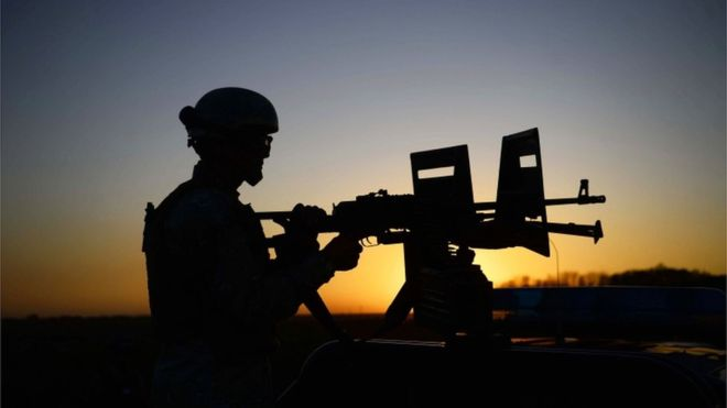 CIA-backed Afghan troops