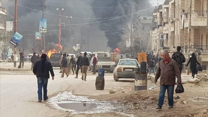 Syria: Car bomb kills 8 civilians in Afrin, injures 14