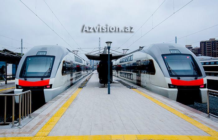 Azərbaycan daha 2 sürət elektrik qatarı alacaq