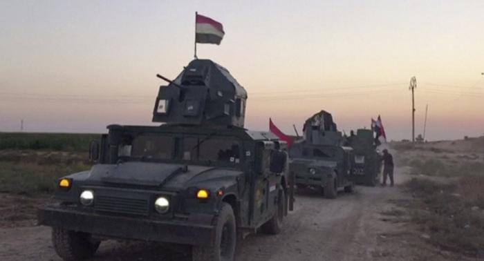 """القوات العراقية تعتقل مقاتلين من """"داعش"""" في عملية نوعية شمالي البلاد"""