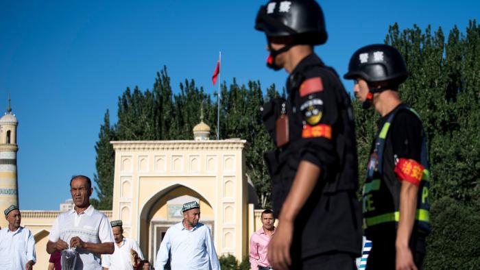 Xinjiang: Pékin dénonce les sanctions infligées par Washington
