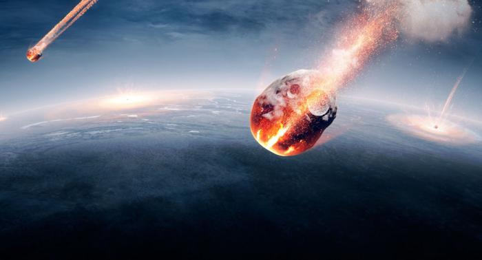 كوارث تقشعر لها الأبدان...الكويكبات التي غيرت تاريخ الأرض