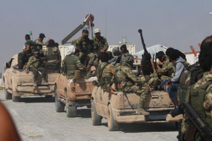 Suriyada 490 terrorçu zərərsizləşdirilib