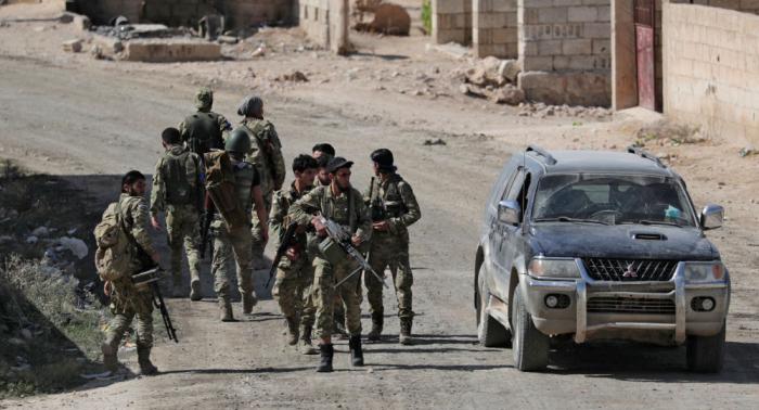 """الأكراد يوجهون دعوة عاجلة بعد قصف تركي أدى إلى فرار عدد من عوائل """"داعش"""""""