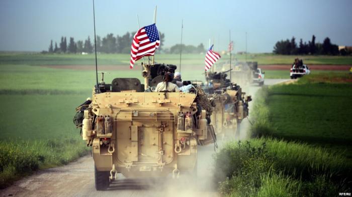 ABŞ hərbçilərini Suriyadan çıxarmağa başladı