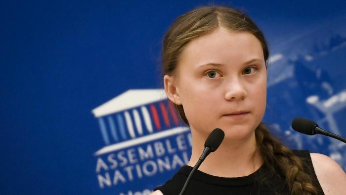 Greta Thunberg invitée à prendre la parole devant le Parlement russe