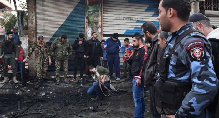 """""""داعش"""" يتبنى تفجير القامشلي"""