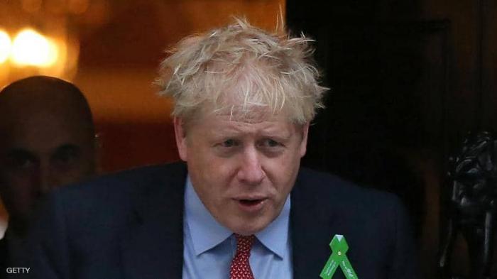 جونسون يعرض على قادة أوروبيين خيارين للخروج من الاتحاد