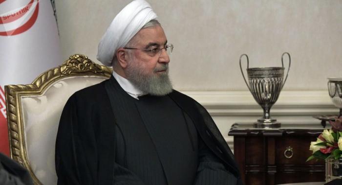 روحاني: طهران ستستمر في تقليص تعهداتها بالاتفاق النووي إذا تابع الأوروبيون خطواتهم بعدم الالتزام