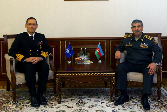Azerbaijan, NATO mull prospects for development of co-op