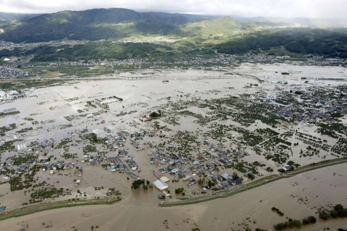 Japanese typhoon farm, forest, fishery losses top $1.5 billion