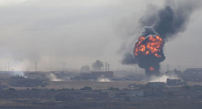 قصف تركي عنيف على قوات أمريكية خاصة في سوريا... ولحظات تمنع وقوع كارثة