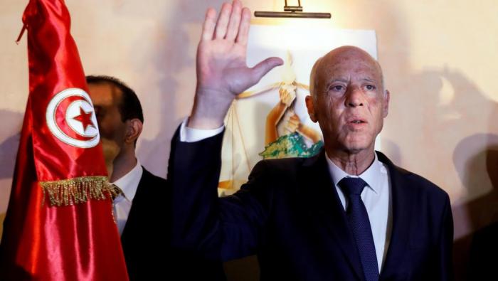 Tunisie: le nouveau président de la République a prêté serment
