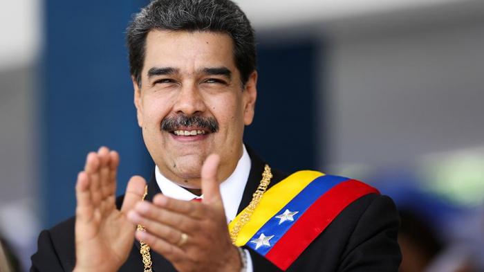 Maduro Bakıya səfərə yola düşüb