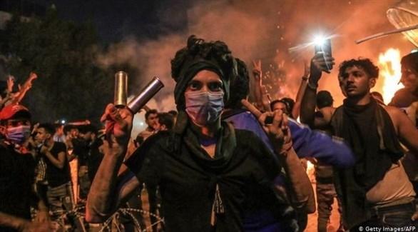 فيس بوك وتويتر وواتس آب أدوات الثورة في العراق