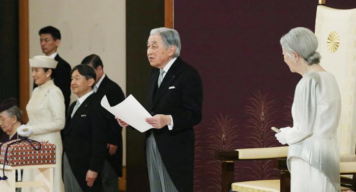 """اليابان تؤجل عرض الاحتفال بتتويج الإمبراطور بسبب الإعصار """"هاجيبيس"""""""