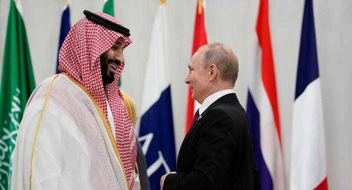 قبل توجهه إلى السعودية... بوتين يكشف مستقبل علاقته بالملك وولي العهد