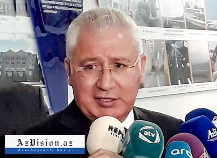 """Heydər Əsədov """"Şöhrət"""" ordeni ilə təltif edilib"""