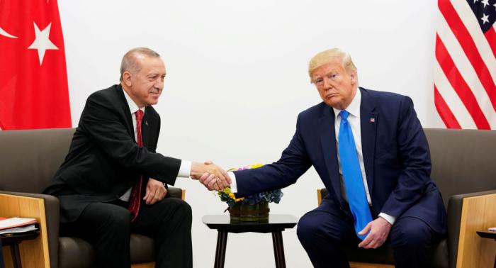 المتحدث باسم أردوغان يرد على تهديد ترامب بتدمير الاقتصاد التركي