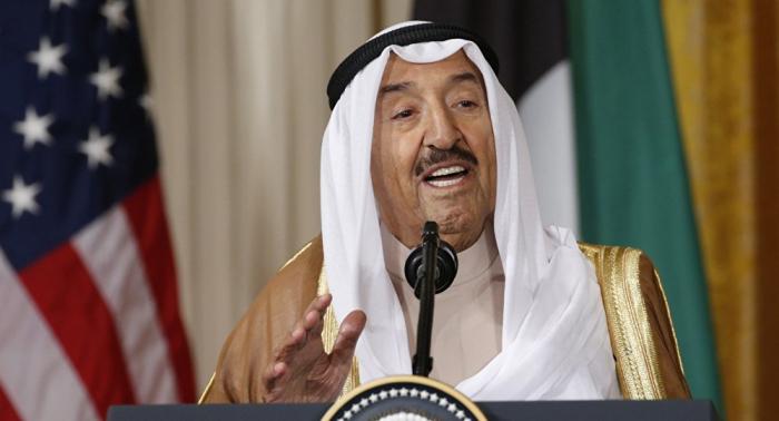 بعد عودته من أمريكا... أمير الكويت يوجه رسالة لشعبه