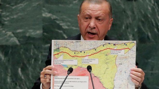 أمريكا تفسح المجال أمام عملية تركية وشيكة شمال شرقي سوريا