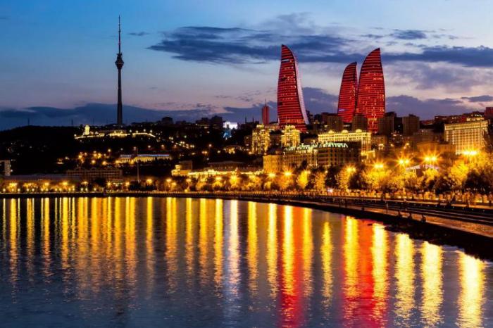 Le nombre de touristes arrivant en Azerbaïdjan en provenance des pays de l