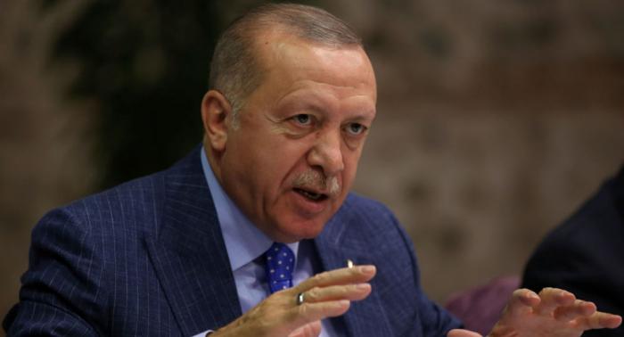 """""""فقدت شرعيتها""""... أردوغان يشن هجوما قويا على الجامعة العربية"""