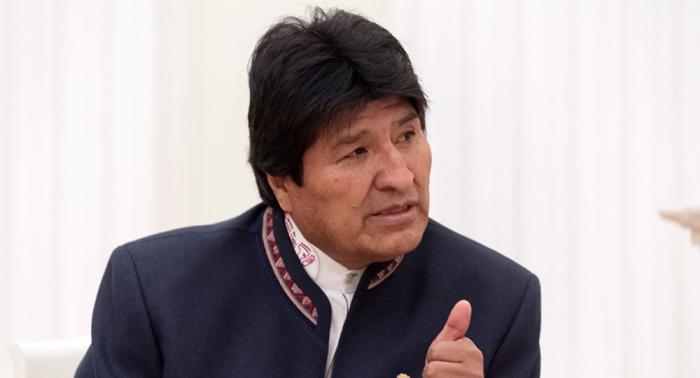رئيس بوليفيا موراليس يتصدر الانتخابات الرئاسية بحصوله على 45.28 % من الأصوات