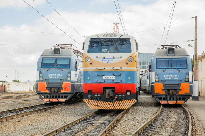 Le premier train de conteneurs sera lancé de Bakou vers l