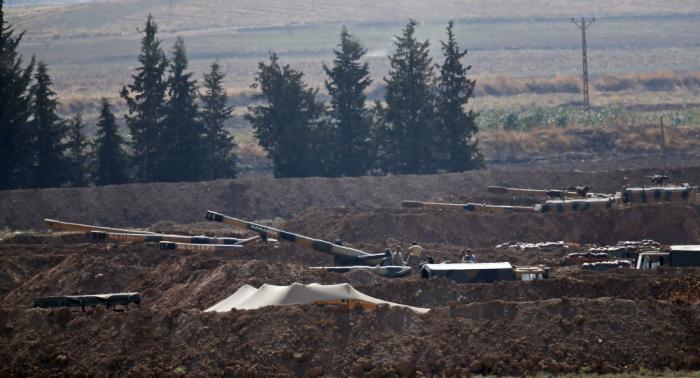 """""""نبع السلام"""" اسم العملية التركية شمالي سوريا"""
