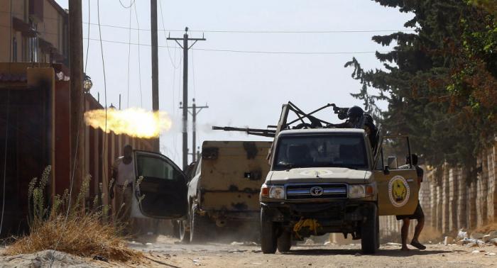 الجيش الليبي يعلن سيطرة قواته على مواقع جديدة في طرابلس