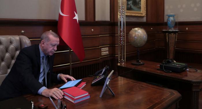 إعلام: أردوغان ألقى رسالة ترامب بشأن سوريا في سلة المهملات