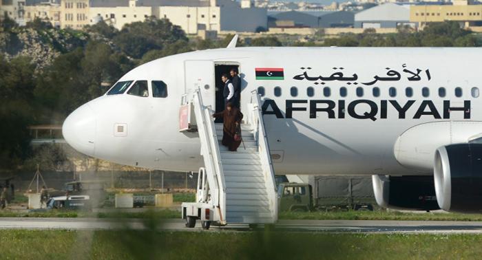 مطار بنينا الدولي يقرر وقف الرحلات حتى صباح الخميس