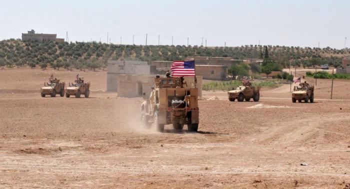 US-Truppen unter Beschuss von türkischer Artillerie geraten