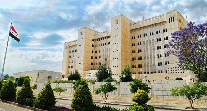 دمشق تصدر بيانا شديد اللجهة بشأن اعتزام تركيا بدء عملية عسكرية شمالي سوريا