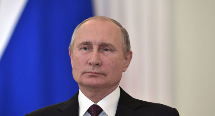 وصول الرئيس الروسي فلاديمير بوتين إلى السعودية