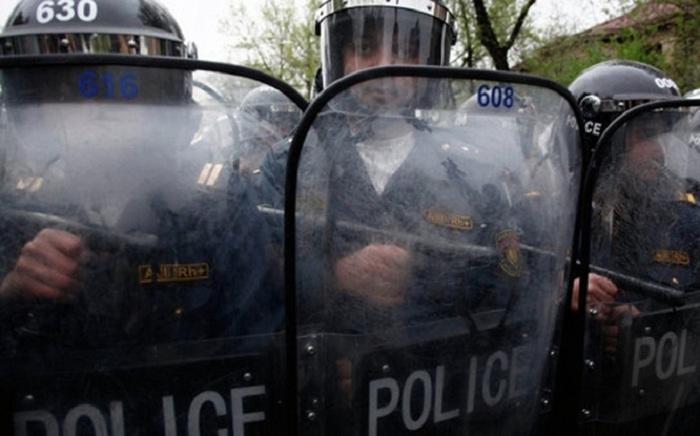 İrəvanda polis iş başında qətlə yetirilib