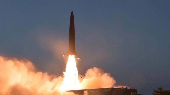 لقاء ثلاثي يجدد مطالبة كوريا الشمالية بنزع سلاحها النووي