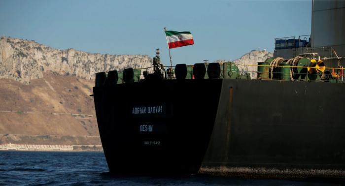 بومبيو يكررها: الناقلة الإيرانية أفرغت حمولتها في سوريا