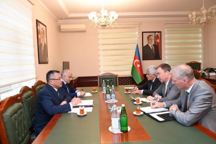 "Toivo Klaar: ""Cooperation between EU and Azerbaijan is at high level"""