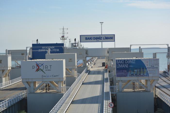 """Bakı Limanı """"yaşıl liman"""" adını qazanıb"""