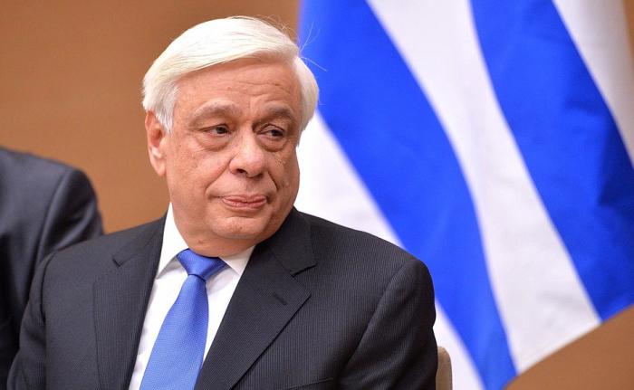 Yunanıstan Prezidenti Ermənistana səfər edəcək