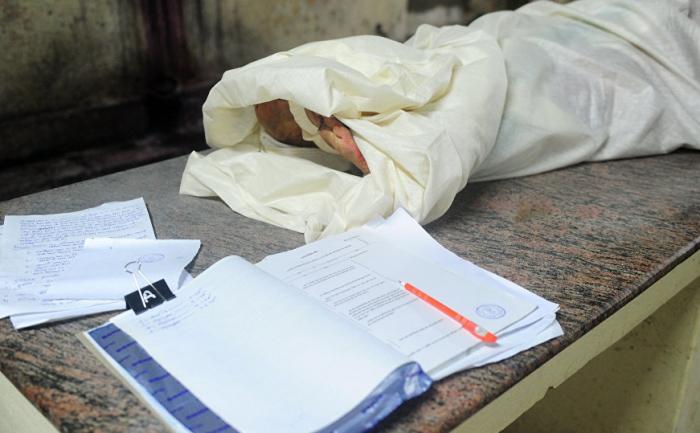 Mingəçevirdə 82 yaşlı qadın evində ölü tapılıb