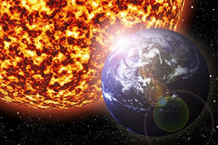 Meteohəssaslar üçün kosmik hava proqnozu