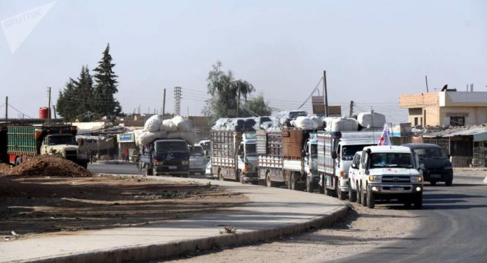 """164 ألف مدني شردتهم """"نبع السلام"""" وشح المياه يهدد مئات آلاف السكان في الحسكة"""