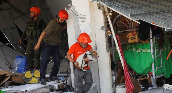 ارتفاع ضحايا زلزال الفلبين إلى 5 قتلى و77 مصابا