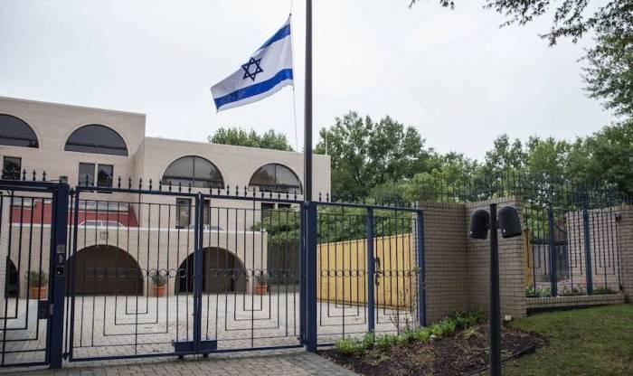 İsrailin Bakıdakı səfirliyi fəaliyyətini müvəqqəti dayandırdı