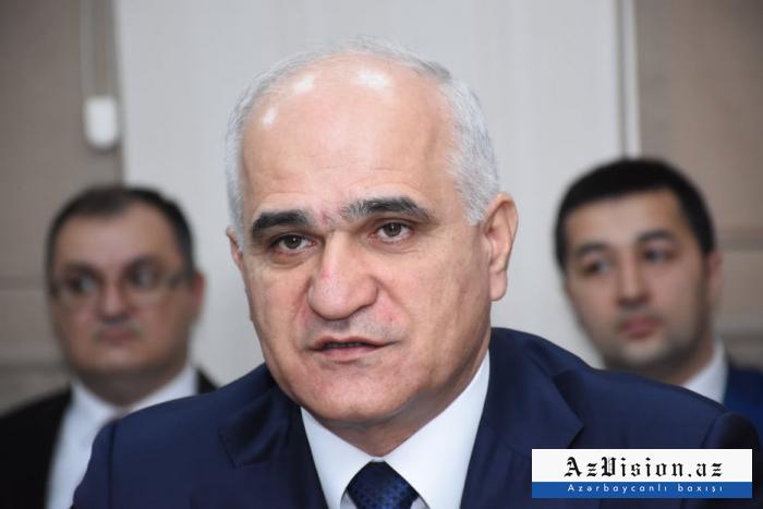 Şahin Mustafayev həmsədr təyin edildi - Sərəncam