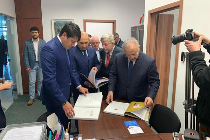 Polşa Azərbaycanlıları Assosiasiyasının mərkəzi ofisi açıldı