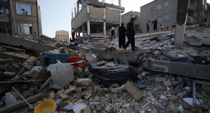 بقوة 5.6 ريختر... زلزال قوي يضرب إيران